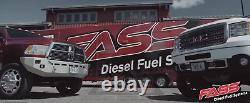 Fass Titanium Signature Pompe À Essence 2015 2016 Chevy / Gmc Duramax 165 Gph Ts 165 C12