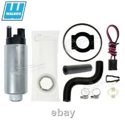 Genuine Walbro/ti Gss307 255lph Pompe À Combustible + Kit D'installation Mustang 1986-97 Gca719-2