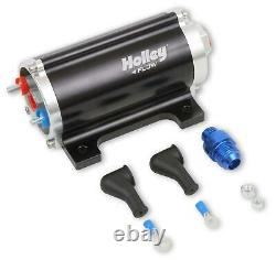 Holley 12-170 Pompe Universelle De Carburant Électrique En Ligne 100 Gph @ 8 Psi -10 An Femme
