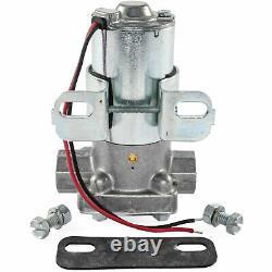 Holley 12-802-1 Blue Max Pressure Electric Fuel Pump & Pressure Regulator
