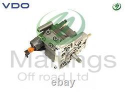 Landrover 2.7 Tdv6 Pompe D'injection De Carburant Lr009804 Reman Vdo 2.7 Eu3 Pompe -07