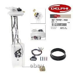 Module De Pompe À Carburant Delphi Fg0407 Pour 99-03 Chevy Silverado 1500 5.3l W2 Connecteurs
