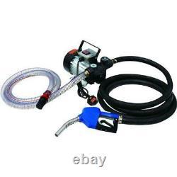 Neilsen 230v Distributeur D'huile De Pompe Diesel De Transfert De Carburant Électrique Ct5183
