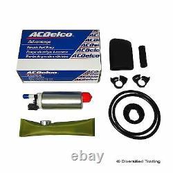 Nouveau Équipement D'origine Ac Delco Ep241 Pompe À Carburant Avec Strainer & Kit D'installation