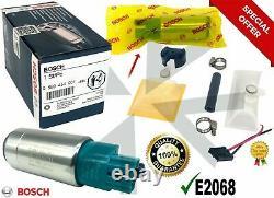 Nouvelle Pompe À Carburant De Remplacement Et Kit D'installation 04 Avec Garantie À Vie E2068