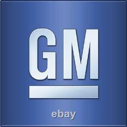 Nouvelle Pompe À Carburant Haute Pression Gm Injection Directe Pour Cadillac Chevy Gmc 2015-2016