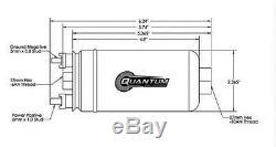 Quantum 380lph Inline Externe Pompe À Essence Avec 8an Raccords 50-1005 044