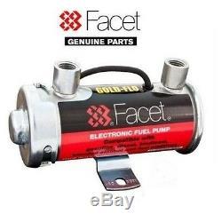 Véritable Facet Red Top Fuel Pump Pour 200 Bhp + Glucides 480532e