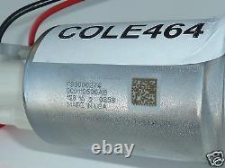 Véritable Walbro F90000274 E85 Racing Fuel Pump Uniquement. 450lph Exp Made In Etats-unis