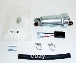 Véritable Walbro/ Ti Auto F90000262 400lph Racing Fuel Pump W-installation Kit