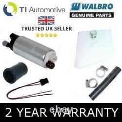 Véritable Walbro Tia 255 Mise À Niveau Kit De Pompe À Carburant Pour Bmw Série 3 E36 320i 325i M3