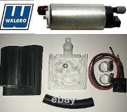 Walbro Gss342 Gss341 255lph Haute Pression Psi Apport Racing Fuel Pompe- Universal