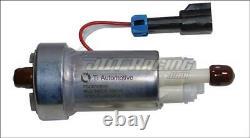 Walbro/ti Auto 535lph F90000295 Pompe À Carburant Hellcat - Kit D'installation E85 Compatible