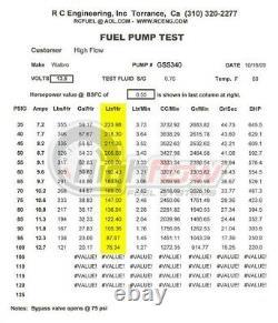 Walbro/ti Gss340 255lph Fuel Pump Ford Mustang 5.0l 4.6l Gt LX Cobra 1986-1997